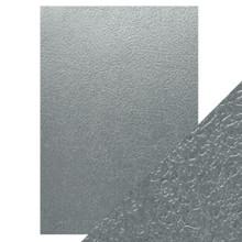 Craft Perfect Ice Grey Glacier A4 Specialty Card 9840e