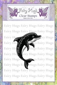 Fairy Hugs Stamp - Spinner