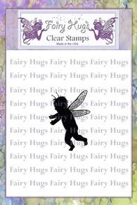 Fairy Hugs Stamp - Flamo