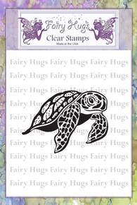 Fairy Hugs Stamp - Raphael