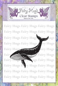 Fairy Hugs Stamp - Luna
