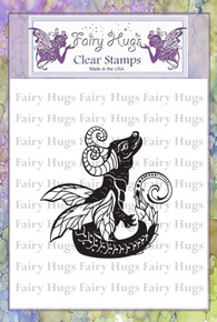 Fairy Hugs Stamp - Kimba
