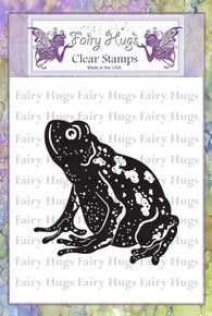 Fairy Hugs Stamp - Freddie