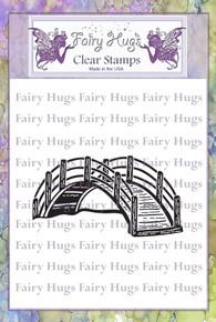 Fairy Hugs Stamp - Bridge