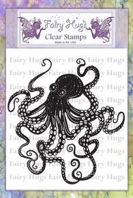 Fairy Hugs Stamp - Oscar