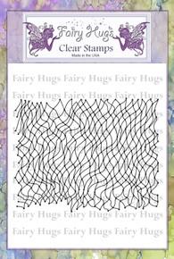 Fairy Hugs Stamp - Net