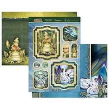 Hunkydory Crafts Animal Kingdom Topper Set - Love Conquers All