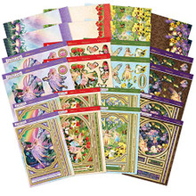 Hunkydory Crafts Welcome to Fairyland Mirri Magic Deco-Large Collection- WELCOME108
