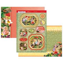 Hunkydory Crafts Fairyland - Bright & Beautiful Luxury Topper Set