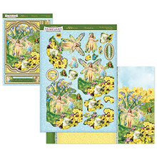 Hunkydory Crafts Welcome to Fairyland Mirri Magic Deco-Large Set - The Most Fantastic Day