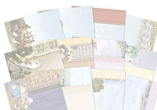 Hunkydory Crafts Meadow Farm Luxury 36 Card Inserts