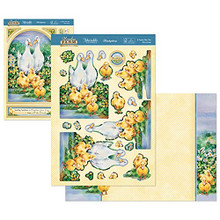 Hunkydory Crafts Meadow Farm Deco-Large Topper Set - A Family Day Out