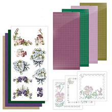 Find it Trading Hobbydots Sparkles Violets Kit SPDO054