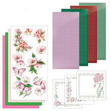 Find it Trading Hobbydots Sparkles Pink Flowers Kit SPDO055