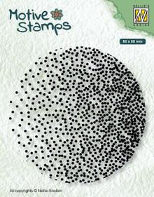 Nellie's Choice Motive Stamps- Confetti