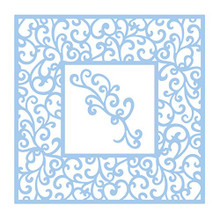 Couture Creations- Cutting Dies - Vierge Square