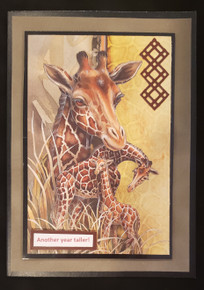 Live Stream Work Along Class Kit -- Hunkydory Animal Kingdom -- Wild at Heart - 7 CARDS! (Thur July 1st)