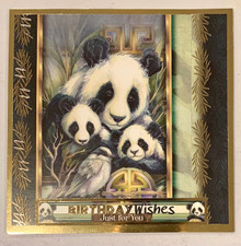 Live Stream Work Along Class Kit -- Hunkydory Animal Kingdom -- Stay Wild NO TOPPERS - 7 Bear Cards! (Sat, July 3rd)