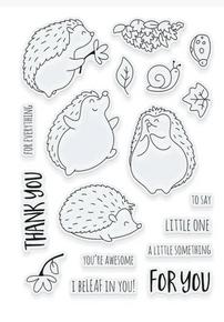 Tonic Studios - Little Something for Harry (Hedgehog) Stamp Set