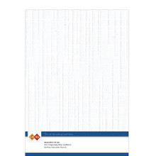 Find It Trading- A4 Linen Cardstock- 10 sheets- White