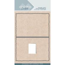 Card Deco - Find it Trading - Frame Card Photoframe A5 Cutting Die CDCD10011
