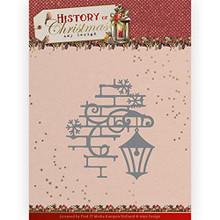 Amy Design History of Christmas - Christmas Lantern - Metal Die ADD10249