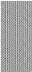 JEJE Peel Sticker- Thin Line Rounds 406 GOLD