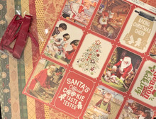 Exploding Box Card Kit -- Tis the Season for Baking -- Crafter's COmpanion & Authentique Papers