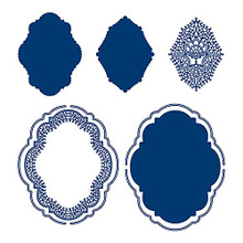 Tattered Lace Harmony Frame Cutting Die 781537