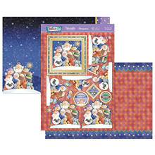 Hunkydory Crafts- Festive Fun Luxury Topper Set- The Meaning of Christmas CUTE21-910