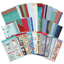 Hunkydory Crafts- Festive Fun Luxury Topper Collection CUTE21-101