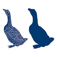 Tattered Lace 'Tis The Season- Goose Cutting Die 859899