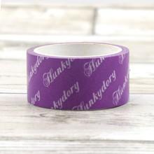 Hunkydory Purple Low Tack Tape 20mm x 10m