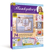 Hunkydory Crafts Premium Magazine Issue 14 (Formerly Called Design Collection Kit)