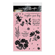 Hunkydory Crafts for The Love of Stamps - Gorgeous Garden Silhouettes - FTLS7501