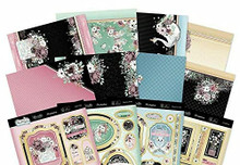 Hunkydory - A Fabulous Finishes Topper Collection- Floral Elegance - FLORAL101