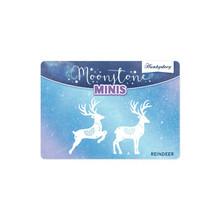 Hunkydory Crafts Moonstone Minis Dies - Reindeer