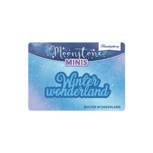 Hunkydory Crafts Moonstone Minis Dies -Winter Wonderland