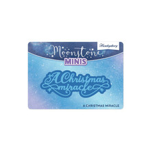 Hunkydory Crafts Moonstone Minis Dies -A Christmas Miracle