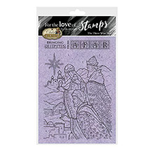 Hunkydory Crafts- for The Love of Stamps- The Three Wise Men - FTLS786