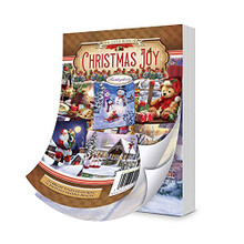 Hunkydory - The Little Book of Christmas Joy - 144 Pages, 24 Images