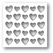 Memory Box 100% Steel Heart Board Cutting Die- 94104