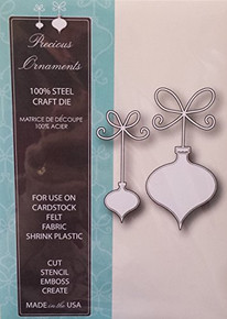 Precious Ornaments Dies - Memory Box (98724)