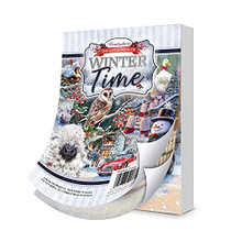 Hunkydory Crafts The Little Book of Winter Time - LBK266