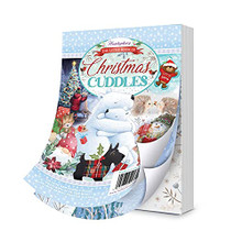 Hunkydory Crafts The Little Book of Christmas Cuddles - LBK264