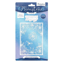 Hunkydory Moonstone Cutting Dies - Pretty Poinsettia Frame - MSTONE446