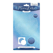 Hunkydory Moonstone Cutting Dies - Duo Stitched Nesting Dies Circles - MSTONE452