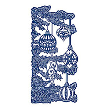 Tattered Lace Frosted Lace- Brilliant Baubles Cutting Die 859795