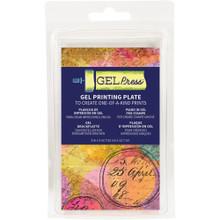 Gel Press Gel Printing Plate 3 x 5 Inches