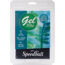 Speedball- Gel Printing Plate 5 x 7 Inches